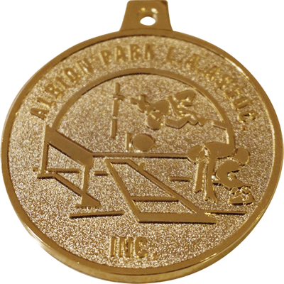 Albion Park Little Athletics Gold