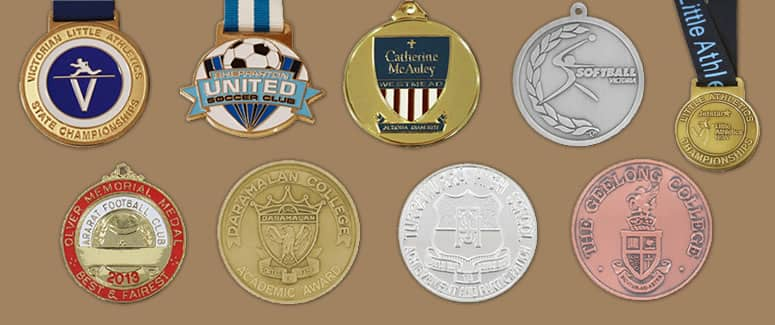 Medals & Medallions